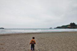 LittleMan at Trinidad Head beach