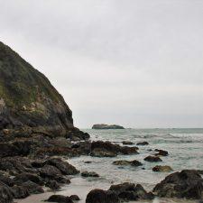 Tidepools at Trinidad Head beach