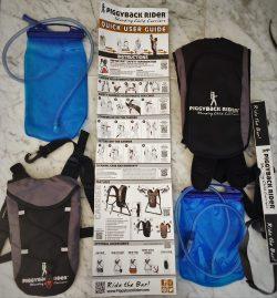 Piggyback Rider kit with instructions