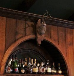 Jackalopes bar at Tenaya Lodge Yosemite 1