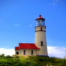 Cape Blanco Lighthouse Southern Oregon Coast