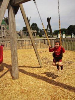 LittleMan at Beach Front Park Crescent City 1