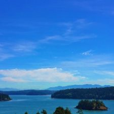 Deception Pass from Bridge Whidbey Island 1e