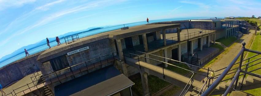Fort Casey Whidbey Island header
