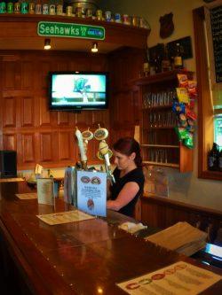 Bar at Roslyn Brewing Company 1
