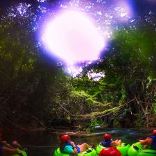 Floating the White River Ocho Rios Jamaica 5