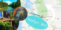 Roslyn, Washington is an easy weekend getaway out of Seattle. Lots of fresh air, sunshine and awesome food... but no moose even though it's the home of Northern Exposure. 2traveldads.com