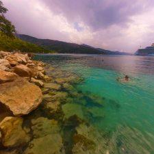 Snorkeling cove in Labadee Haiti 1