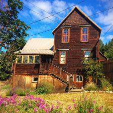 Old House in Roslyn Washington 1