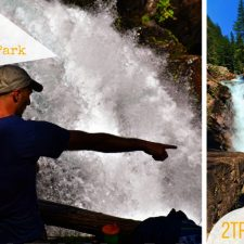 The most beautiful hike in Mt Rainier National Park is Silver Fall, and you don't even see the mountain. Beautiful waterfall, pools for splashing, good for all hiking levels. 2traveldads.com