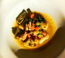 Artichoke-Root-Vegetable-Zucchini-soup-Pretty-Fork-Destination-Dining-Inn-at-Ships-Bay-Orcas-Island-1-250x224.jpg