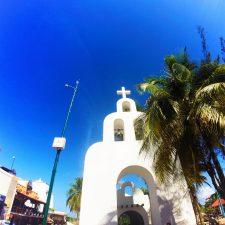 Igelsia downtown Playa del Carmen Mexico 1