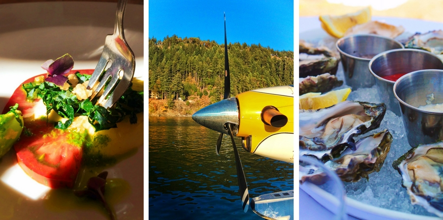 Destination dining with the Pretty Fork food tour is an unusual way to experience Pacific Northwest culture, sights + food. Progressive dining at its best!