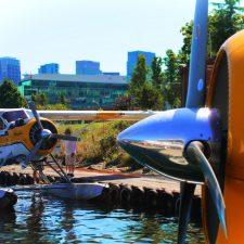 Kenmore Air Seaplanes on Lake Union 1