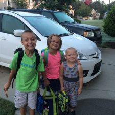 Sending kids to school 7