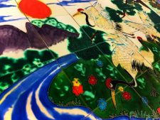 Colorful-China-glazed-tile-with-cranes-1-225x169.jpg