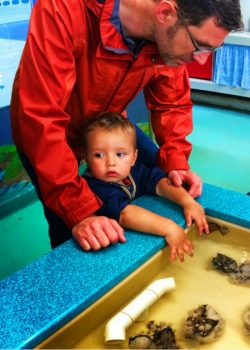 Taylor kids at Point Defiance Zoo and Aquarium 1