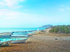 Beach at Cabo Pulmo National Park