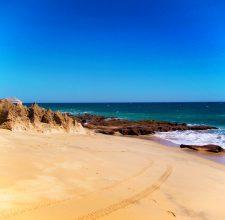 East Cape Beach in San Jose del Cabo
