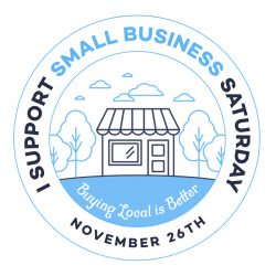Small Business Saturday Vote with your Dollars