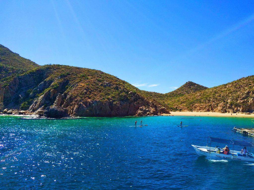 Cannery Beach in Cabo San Lucas, Baja California Sur, Mexico