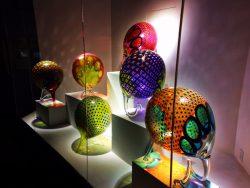 Blown Glass Jellyfish art Ocean Journey Tennessee Aquarium 1
