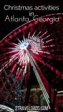 Christmas activities in Atlanta are just what you need to get into the holiday spirit. Christmas lights and events from Jonesboro to Acworth, Georgia, including Stone Mountain Christmas.