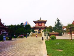 Museums at Famen Temple Baoji 2