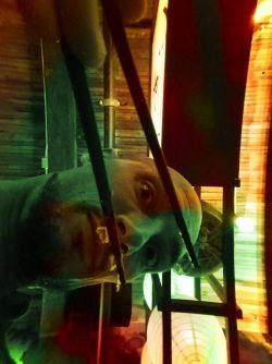Rob Taylor at Bamboo Sushi Portland 1
