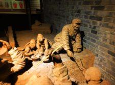 Labor sculpture in Tangbo Art Museum Xian 1