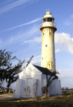 Grand Lighthouse Turks and Caicos TCMuseum