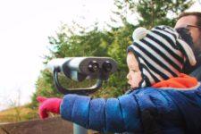 Taylor Kids at Dungeness Spit National Wildlife Refuge Sequim 3