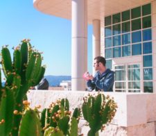 Chris Taylor at Getty Center Los Angeles 3