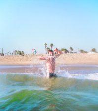 Chris-Taylor-in-Waves-at-Manhattan-Beach-1-199x225.jpg