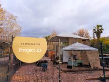 LaBrea Tar Pits Project 23 dig site 1