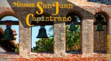 Mission San Juan Capistrano is a beautiful historic site along California's El Camino Real, easy to visit and picturesque, it's a perfect day trip from San Diego or Los Angeles. 2traveldads.com