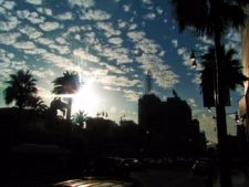 Sunny day on Hollywood Blvd 1