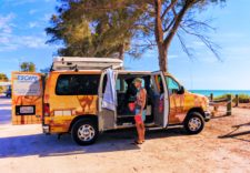 Escape Campervan at Bradenton Beach Manatee County Florida 2