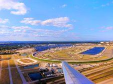 Daytona International NASCAR Speedway from the Air 2