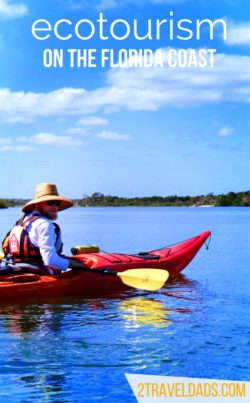 Ecotourism in Florida is perfect for smarter travel. There are lots of ecotours in Florida that are great for learning about natural habitats with guides who are actively making a difference in their environment and impacting tourism in a positive way. 2traveldads.com
