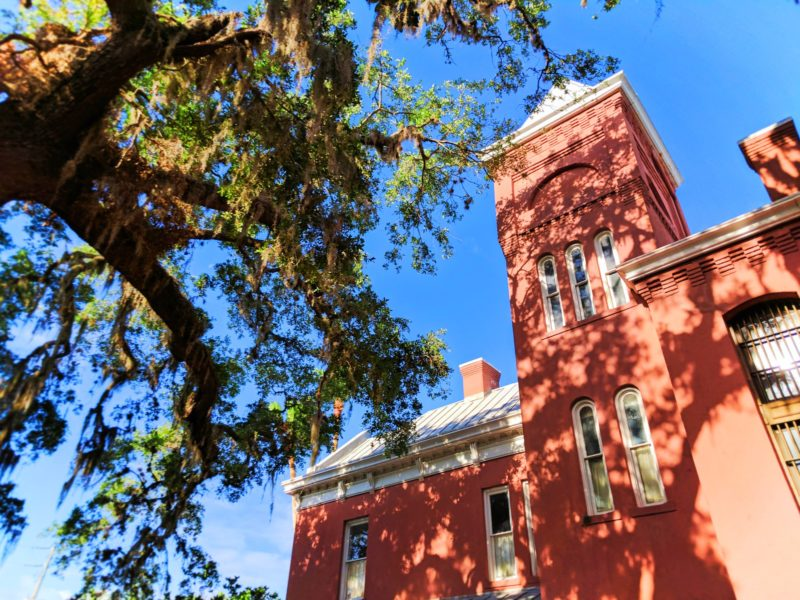 Spanish Moss and Old Jail Tour St Augustine 2