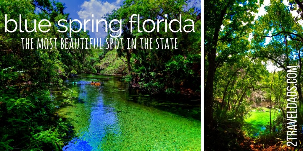 Blue Springs State Park The Most Beautiful Spot In Florida