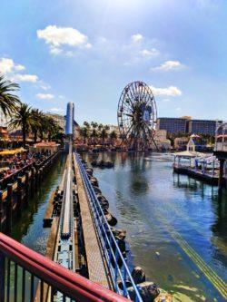 California Screamin and Paradise Pier Disneys California Adventure 1