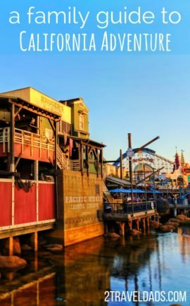 Disney's California Adventure with Kids: family guide for