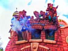 Fireworks factory in Toontown Disneyland 1