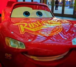 Lightning McQueen at Cars 3 Premiere Disneyland 2017 1