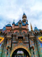 Sleeping Beauty Castle Disneyland 4