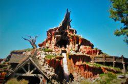 Splash Mountain Critter Country Disneyland 1