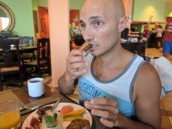 Dining at El Conquistador Waldorf Astoria Puerto Rico