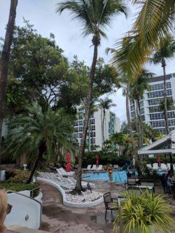 Pools at Condado Plaza Hilton San Juan Puerto Rico